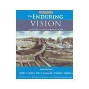 The Enduring Vision: A History of the Maerican People: Ap Edition