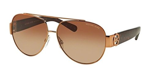 Michael Kors Womens Women's Tabitha Ii - Michael Aviator Sunglasses Tortoise Kors