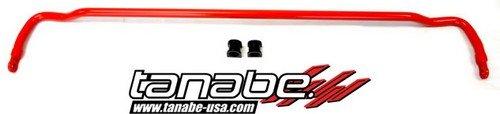 Tanabe TSB018R Sustec 20mm Diameter Rear Sway Bar for 1996-2000 Honda Civic Coupe EX SI Civic Hatchback EK