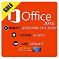 Microsoft Office 2016 Professional Plus Product Key And Download. Quick Delivery!!