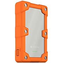 mophie Juice Pack Powerstation Pro 6000mAh Ruggedized External Battery for iPhone, iPad , Smartphones and Wearables - Orange