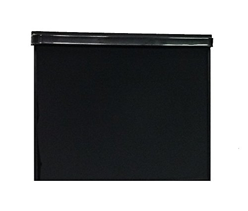 Atwood 51986 Large 21 Inch Black Glass ()