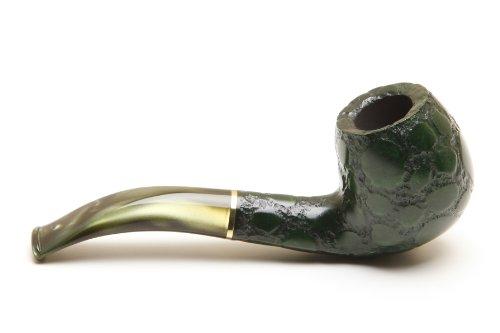 Savinelli Alligator Green 677V Tobacco Pipe by Savinelli (Image #2)