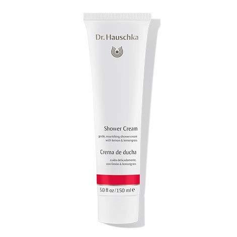 Dr. Hauschka Shower Cream with Lemon & Lemongrass, 5 oz Dr Hauschka Skin Care Lemon Bath