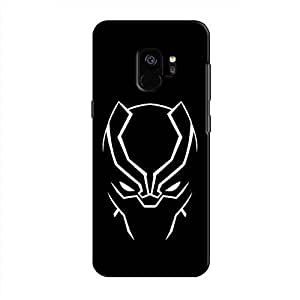 Cover It Up - Panther Print Galaxy S9 Hard Case