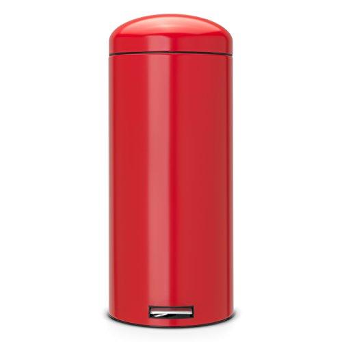 Brabantia 483820 Retro Trash Bin, 30-Liter, ()