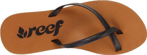 R1509BTC Reef Noir femme d'eau Chaussures Recife Black Skinny gBvq8E