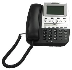 Cortelco 273000-TP2-27S 7 Series Line Powered Caller ID Telephone (ITT-2730) Category: Single Line Corded Telephones