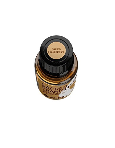 Rocky Mountain Oils - 100% Pure Sacred Frankincense Essential Oil - Promotes Healthy Function of Immune System, and Soothes Skin Irritation; Best For Diffusion and Topical Application - 5 ml