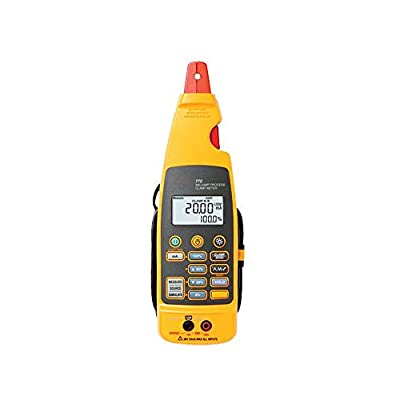 771 Milliamp Process Clamp Meter DMM Test F771 AC MA Tester NEW Electrical Maintenance YLYHQUS