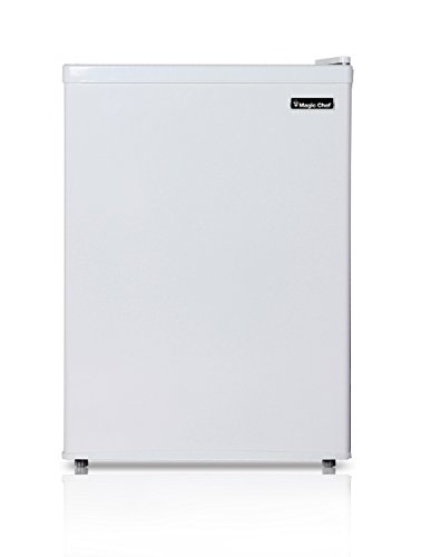Magic Chef MCBR240W1 Refrigerator cu ft