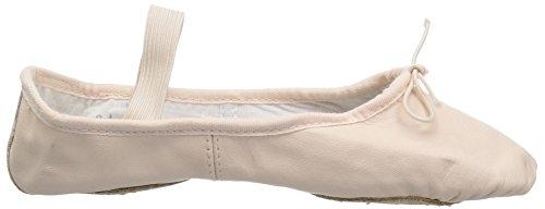 Bloch Dance Women's Dansoft Split Sole Dance Shoe, Theatrical Pink, 2.5 C US by Bloch (Image #8)