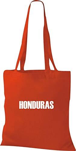 Classicred Países Bolsa Yute Land De Fútbol Tela Shirtstown Honduras xq8ZnYwfnR