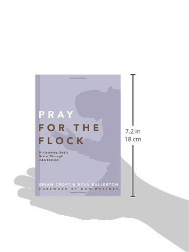 Pray for the Flock: Ministering God's Grace Through Intercession (Practical Shepherding Series)