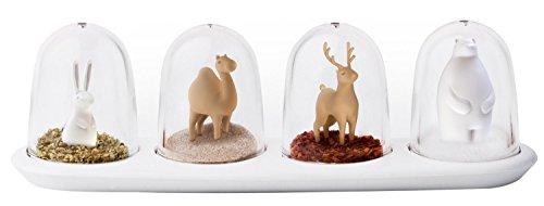 Animal Parade Spice Shaker Set