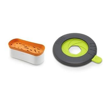 Lékué pack - Set para pasta con recipiente para cocinarla al ...