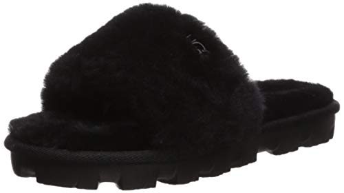 Used, UGG Women's COZETTE Slipper, Black, 8 M US for sale  Delivered anywhere in USA