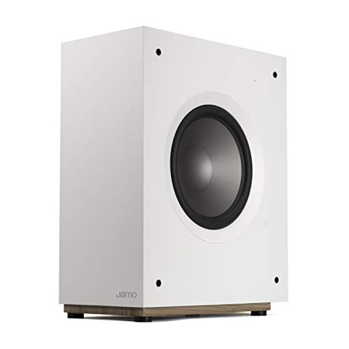 Jamo Studio Series S 810 Subwoofer (White)