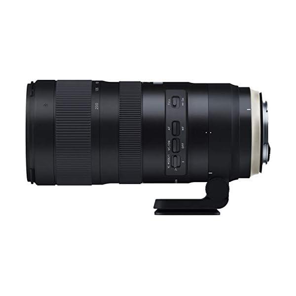 RetinaPix TAMRON SP 70-200mm F/2.8 Di VC USD G2 Lens for Canon DSLR Camera