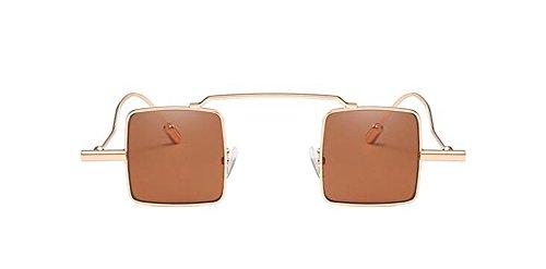 retro métallique soleil de Tranche vintage rond style Lennon Thé lunettes polarisées inspirées de du cercle en wqPwxYCBA