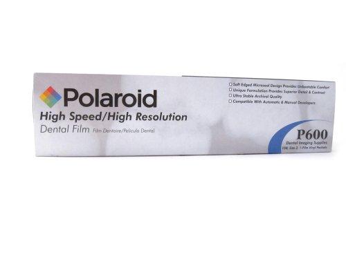 Polaroid Dental Imaging 1001-2D58#2 Di-58 D Speed Intra-Oral Film