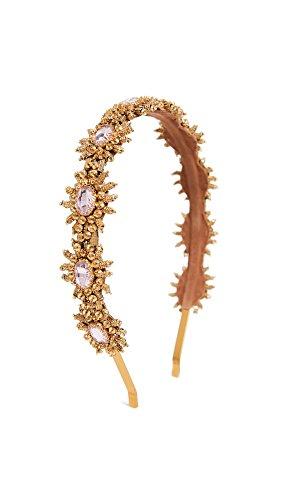 Deepa Gurnani Women's Ansley Headband, Pink, One Size by Deepa Gurnani
