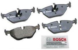 Amazon Com For Bmw E36 E46 E85 Brake Pad Set Rear Bosch Quietcast Automotive