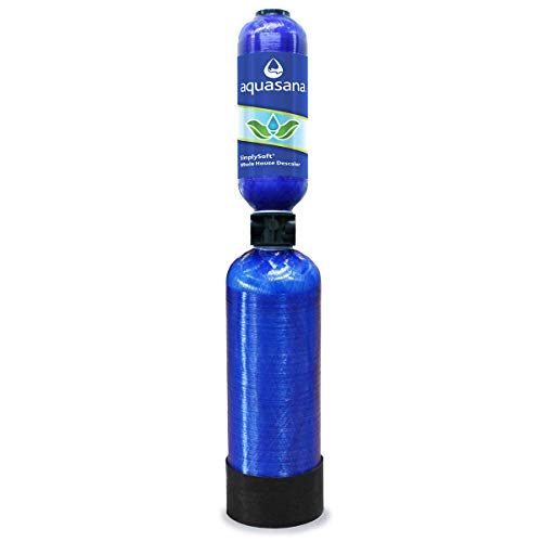 Aquasana Replacement SimplySoft Salt-Free Water Softener Tank for Whole House Water Filter Systems ()