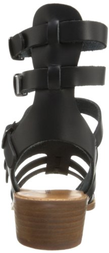 Gladiator Down Take Chinese Laundry Laundry Black Sandal Womens Chinese ggUzwY