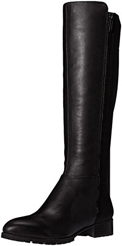 Nine West Women's Legretto Knee-High Boot, Black, 7.5 M US