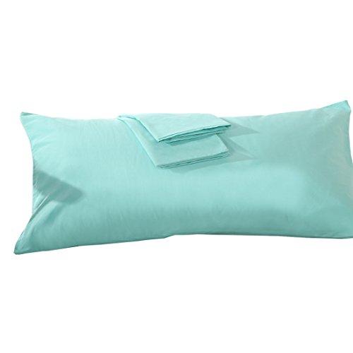 body pillow cover light blue - 5