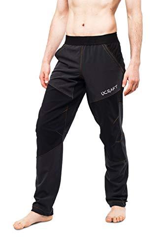 Ucraft - Anti-Gravity and Bouldering Unisex Pants, 5 Pockets, 5 Fabrics