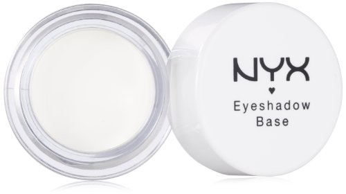 NYX Cosmetics Eye Base de l'ombre, blanc, 0,21 once