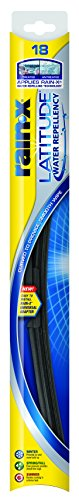 Rain-X 5079275-2 Latitude Water Repellency Wiper Blade, 18