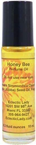 Honey Bee Perfume Oil, Small