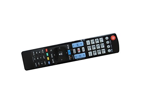 Replacement Remote Control Fit For LG 55UF7590 55UF8600 65UF8600 65UH7700 60UH7700 55UH7700 4K Ultra HD Smart 3D Plasma LCD LED HDTV TV -  HCDZ, HCDZ-X20219