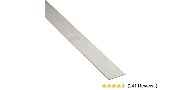 Tool Steel Oil Hardening Flat... AISI Type O1 Made in USA 36 x 1//2 x 1//32 Inch
