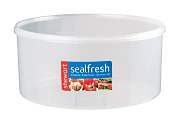 Sealfresh Large Round Cake Storer 128l Amazoncouk Kitchen Home