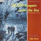 20,000 LEAGUES UNDER THE SEA (1997 Version)-Oriignal Soundtrack Recording by John Scott (1998-01-01)