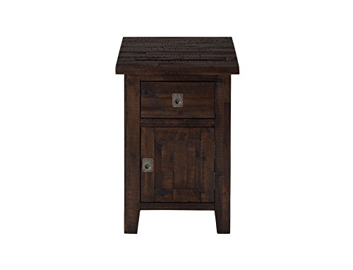 Jofran: 704-6, Kona Grove, Cabinet Chairside Table, 18