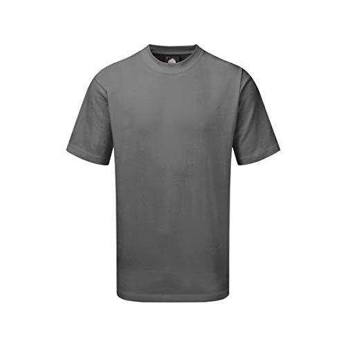 10 unidades, talla XL color gris ORN Workwear 1000 Plover Camiseta de manga corta