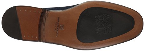 Bruno B Men's Blue Bigalo Loafer Slip On Magli Cinder URU5qwr8Ox