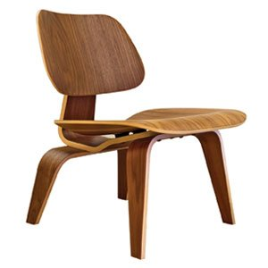 Ordinaire Herman Miller LCW Eames LCW   Molded Plywood Lounge Chair With Wood Legs  Shell Finish: