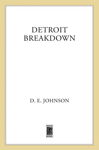 Detroit Breakdown (Detroit Mysteries)