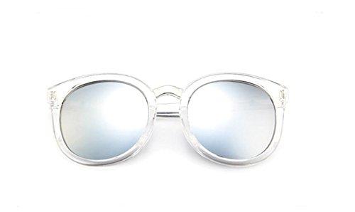 sol gafas flecha de GLSYJ gafas Nail moda los modelos white mercury de gafas frame sol Transparent star retro sol LSHGYJ salvaje de wFqXZxaF