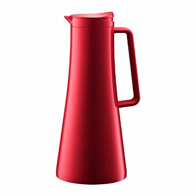 Bistro 4.5 Cup Thermo Jug Color: Red