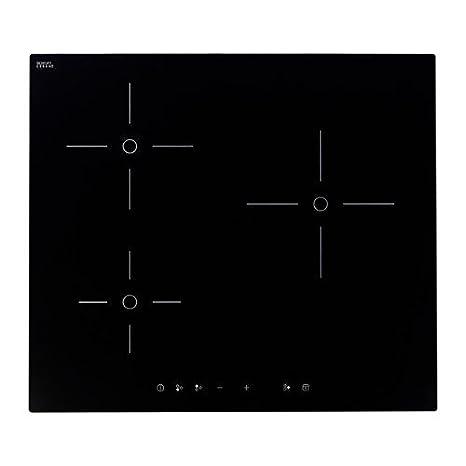 Ikea trevlig - Piano Cottura a Induzione, Nero: Amazon.it ...