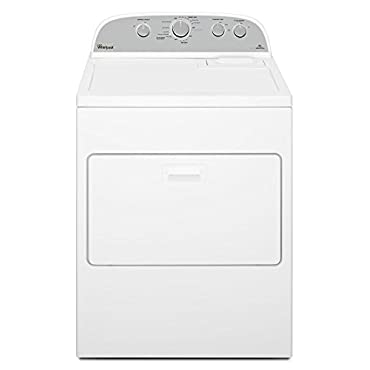 WHIRLPOOL WGD49STBW 7.0 cu. ft. HE Gas Dryer with Steam Refresh Cycle