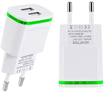 European Adapter USINFLY Charger Converter product image