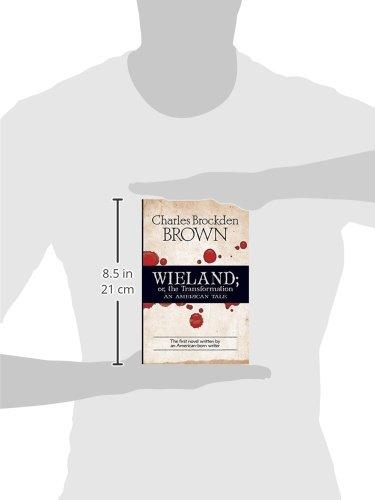 wieland charles brockden brown sparknotes
